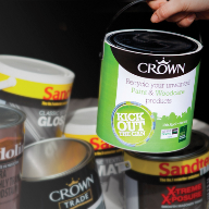 Crown Paints takes Sustainability CPD to Ecobuild 2015