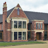 New Build features Stunning Bronze Windows and Doors