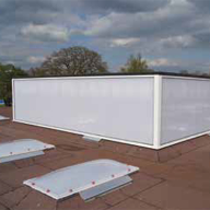 Em-Glaze Vertical Panels for Astley Cooper School