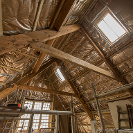 Loft insulation means cheaper heating bills, says Actis
