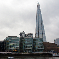 Aqualeak system for The Shard