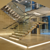 Feature Staircase for Commercial London Offices