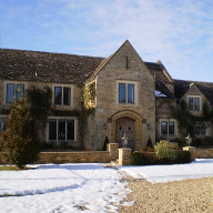 Kensa Heat Pumps for Enstone Manor