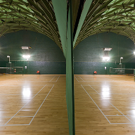 State of the Art New Courts – Courtesy of Junckers