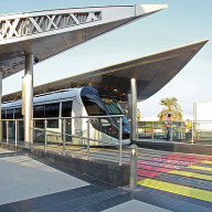SE Controls smoke ventilation system for Dubai Tram