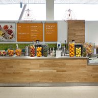 Junckers Wood Panelling for Waitrose
