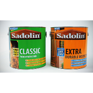 Sadolin Classic and Extra – a perfect partnership