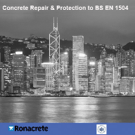 RIBA approval for Concrete Repair & Protection to BS EN 1504