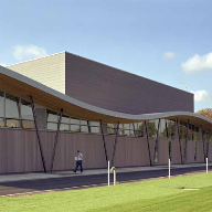 Celsius® 355 Hollow Section at St Mary's Sports Centre