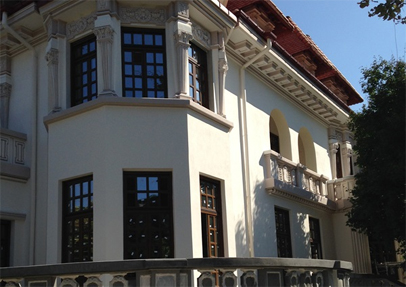 Uponor chosen for house renovation in historical Bucharest