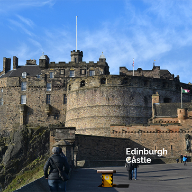 Pop up Power units for Edinburgh Castle