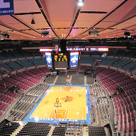 American Specialties products for Madison Square Garden