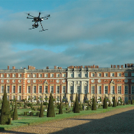 Aerial Drones in Hampton Court