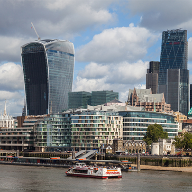 Sika Sarnafil Chosen for Walkie Talkie's Curved Walkways
