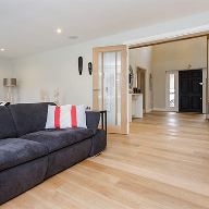 Alpine Oiled Plank flooring for West Sussex home