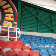 Crown Trade high performance system at John Smith's Stadium