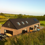 Irish self build is B5 beautiful with Cembrit