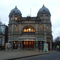 Smoke ventilation extraction system at Buxton Opera House
