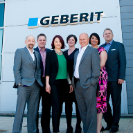 Geberit announces new management structure