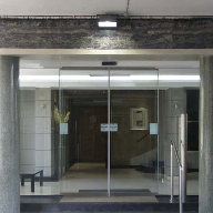 TORMAX automatic entrance systems for Boydell Court