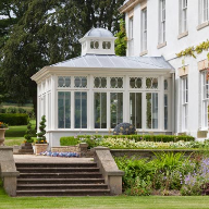 A well-proportioned conservatory