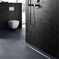 Sleek drainage for wetrooms with Geberit CleanLine