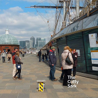 Pop up Power units for The Cutty Sark