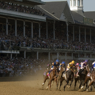 The BOX Seat 903 at the Kentucky Derby