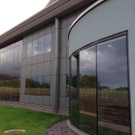 GLASSOLUTIONS glazing for Babraham Research Campus
