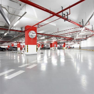 Flowcrete's Deckshield at Riverside 66 shopping centre