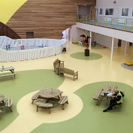 noraplan® flooring for The Dogs Trust
