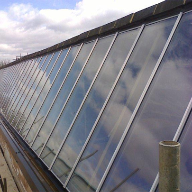 Howells Patent Glazing offer suitable bars for a range of projects