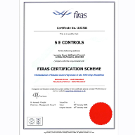 SE Controls receives FIRAS accreditation