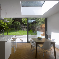 Flushglaze rooflights for natural lighting
