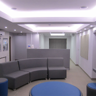 Modular seating for Smile Care