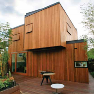 Vincent Timber Western Red Cedar on Channel4 Grand Designs