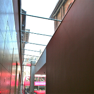 Bespoke glass products for Solicitors offices