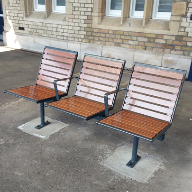 Erlau supply a range of furniture solutions to the Rail sector