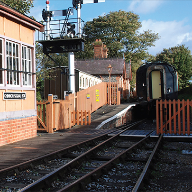 ACO helps heritage steam railway meet building regulations