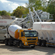 New Mobile Concrete Batching plant for Easycrete