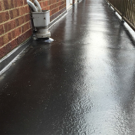 Waterproofing system for Welwyn and Hatfield Housing Trust