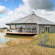 Redland roof slates for visitor centre