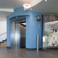 Stannah earns its wings in the Battle of Britain Visitor Centre
