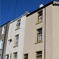 Anti-Carbonation Coating Applied to Residential Properties in Cumbria