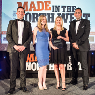 Polyflor recognised at Made in the North West awards