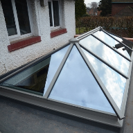 New roof light for trade from Howells Patent Glazing