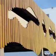 Vincent Timber's Cumaru cladding chosen for Heathrow 5 Travelodge