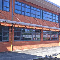 Solar Shading for Leicester schools