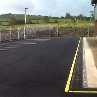 Hauraton channel system at Darwen Vale High School
