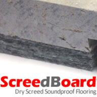 The Award Winning Alternative to Wet Screed